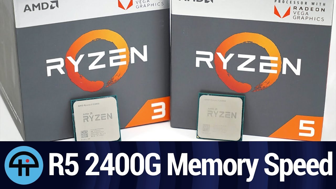 Ryzen 5 2400G Memory Speed