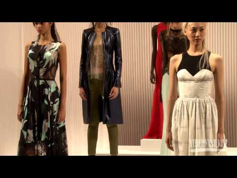 Wes Gordon Spring/Summer 2013 - Videofashion