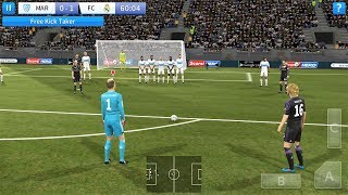Dream League Soccer 2017 Android Gameplay #35