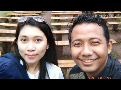 Karyawan (secure parking indonesia) Aeon Mall Jakarta Garden City tour to Cikole Bandung Barat