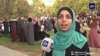 أهالي غزة يستقبلون العيد بأجواء من الفرح رغم الظروف التي يواجهها القطاع - (5-6-2019)