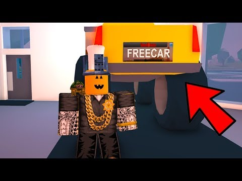 THE TRICK TO GET A FREE MONSTER TRUCK.. (Roblox Jailbreak)