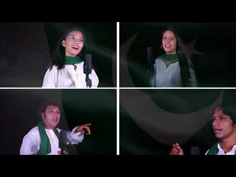 Hum Sub Ka Pakistan cover song