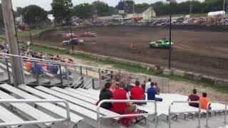 Figure 8 Racing in Hampton @ 2pm 8/19/18 Stock Feature Pt 4