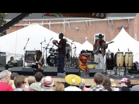 Our Montana Folk Festival 2012 Adventure!