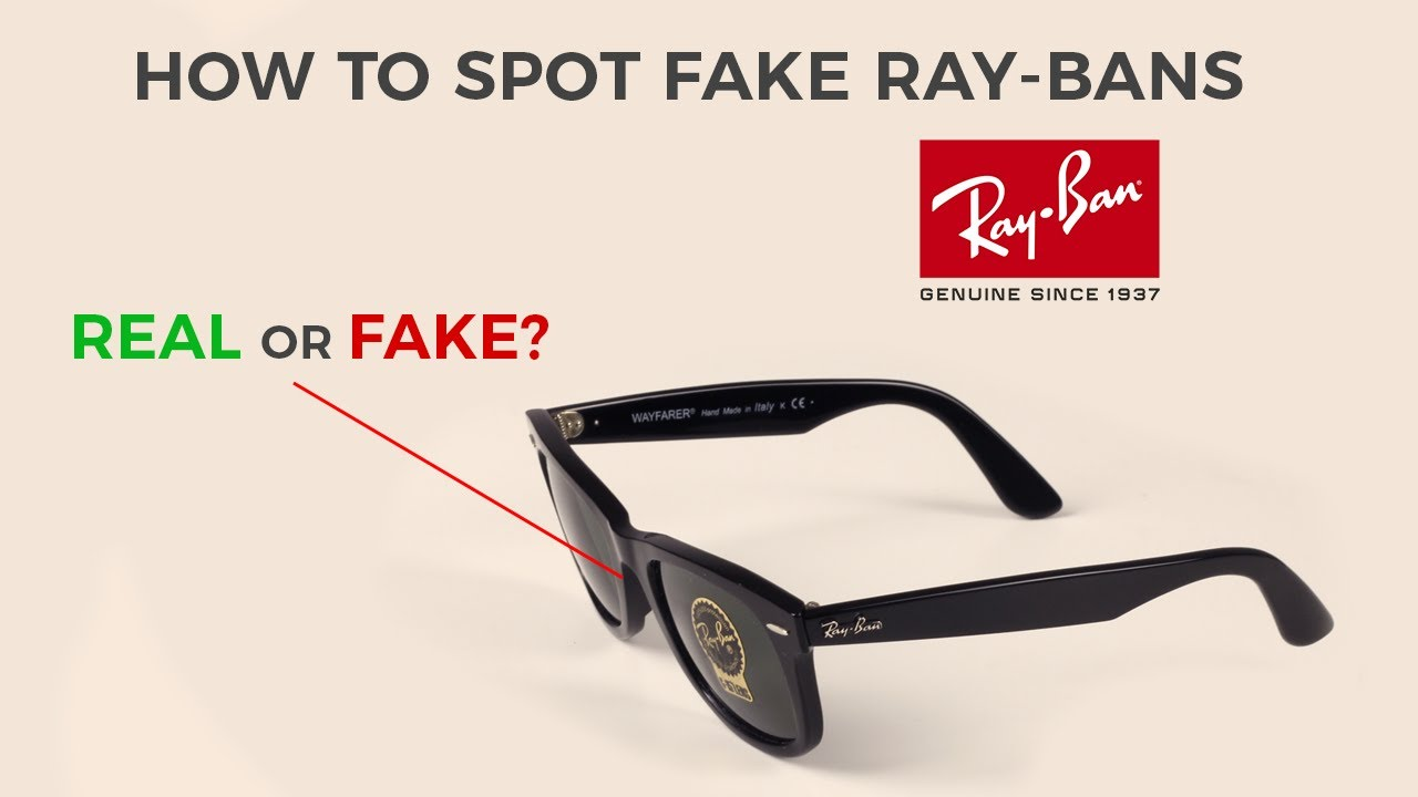 ray ban sale fake facebook