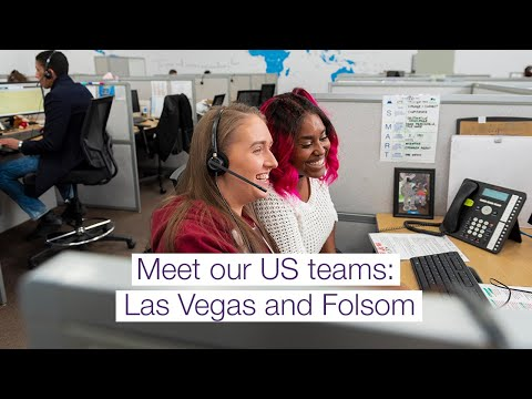Meet Our US Teams: Las Vegas And Folsom