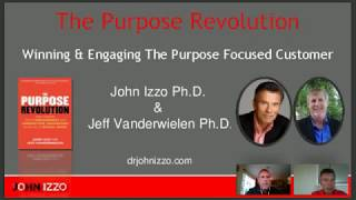 Webinar on Engaging the Purpose Focused Customer