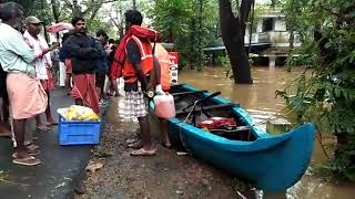 Kerala Flood 2018 - Rescuing Stranded Citizens - 3