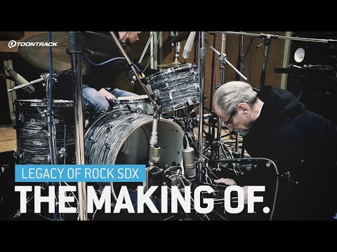 Legacy of Rock SDX – The Making Of