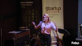 Linda Šejdová – Startup Boat Night Vol. III