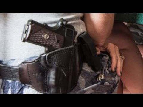 Ohio's open carry law raises safety concerns for RNC