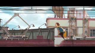 Tekkonkinkreet (Subtitles) - Trailer