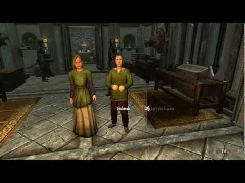The Elder Scrolls V Skyrim: Hearthfire Announcement Trailer