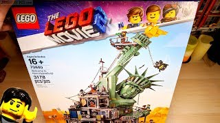 Baixar UNBOXING ONLY: LEGO Movie 2 Welcome to Apocalypseburg Unboxing ONLY 70840
