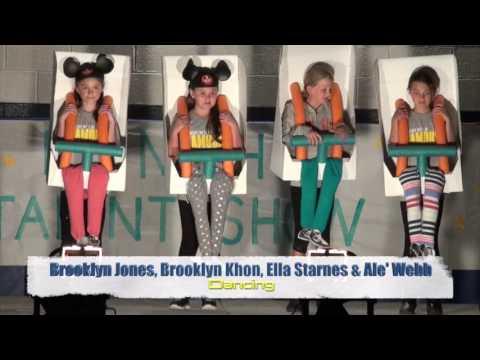 MEMPHIS ELEMENTARY SCHOOL TALENT SHOW (04-20-2017)