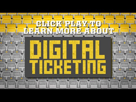 Introduction to Tiger-Cats Digital Ticketing