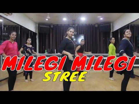 Milegi Milegi Dance Video | Stree | Shraddha Kapoor | Bollywood Choreography| Step2Step Dance Studio