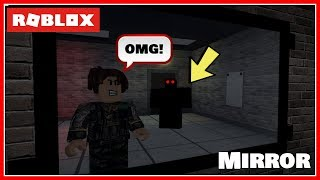 ROBLOX: The Mirror l I SAID BLOODY MARY AND THIS HAPPENED OMG!