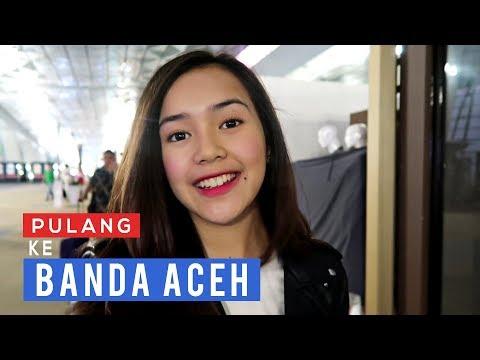 Beby Vlog - #8 Pulang ke Banda Aceh