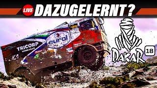 DAKAR 18 Gameplay German #2 - Weiter geht die Rally! | Dakar 2018 PC Live Let