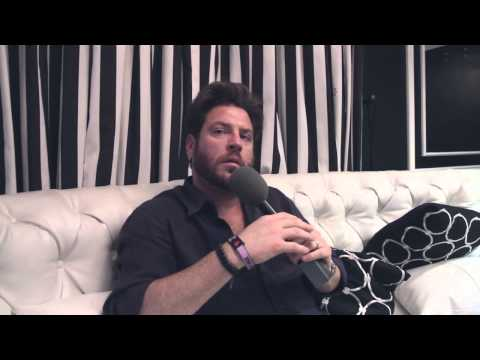 Chef Scott Conant interview - Life is Beautiful festival 2014 - YouTube
