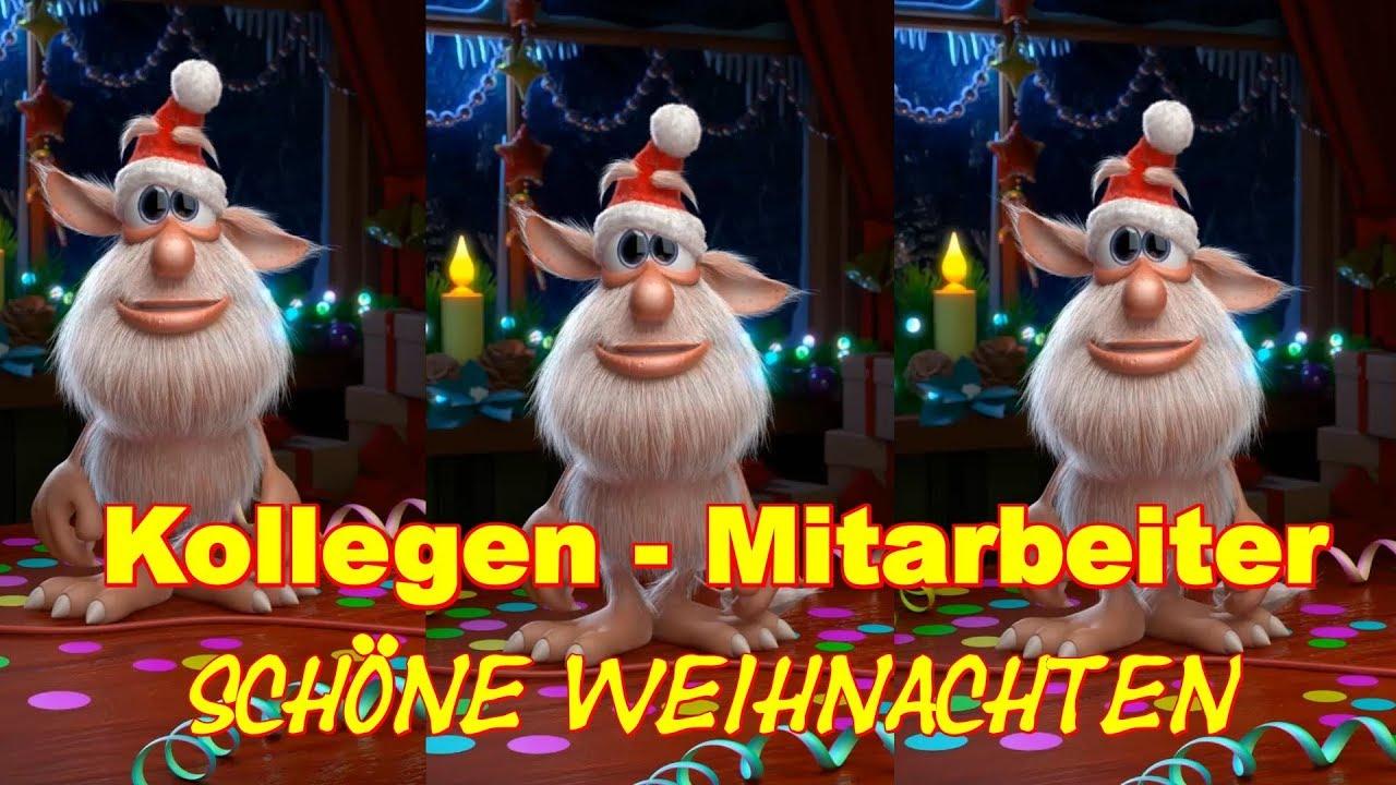 Schöne Weihnachten Mitarbeiter - Kollegen Advent Christmas ...