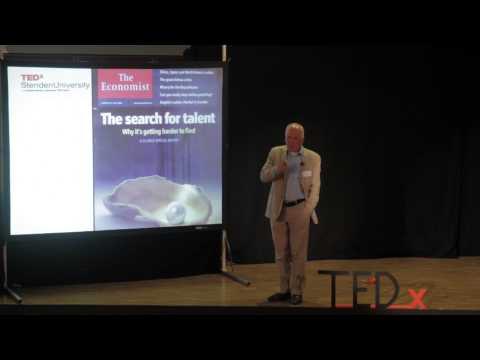 Creative cities: Evert Verhagen at TEDxStendenUniversity