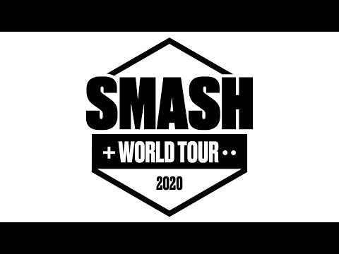 Introducing: The Smash World Tour