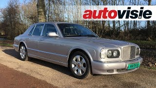 Peters Proefrit #46: Bentley Arnage R (2003)