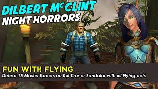 Dilbert McClint - Fun With Flying