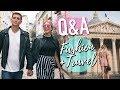 HOW I GOT STARTED ON SOCIAL MEDIA?! Travel + Fashion Q&A