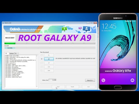 How To Root Galaxy A9 (2016) SM-A9000 | Root/Unroot Galaxy A9 Tutorial