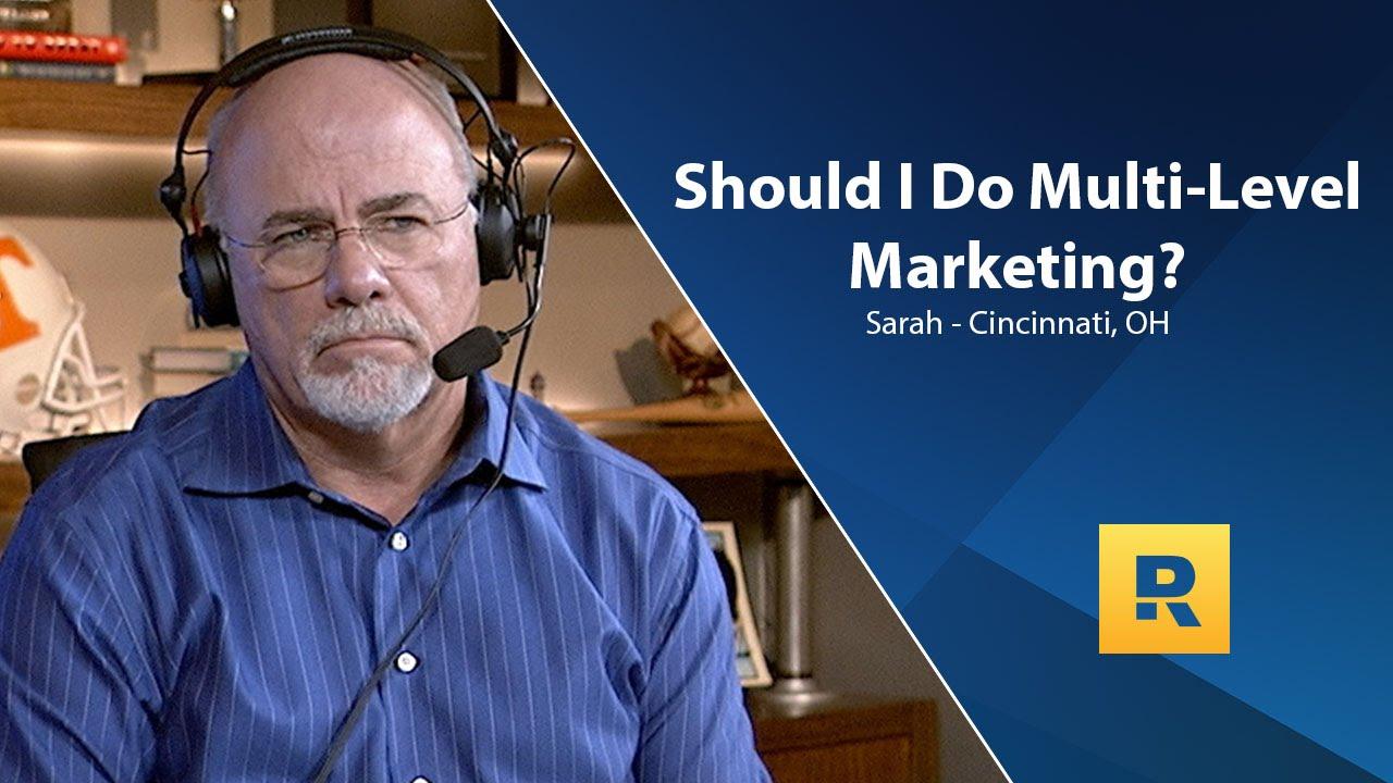 Should I Do Multi-Level Marketing? My Husband is Skeptical.