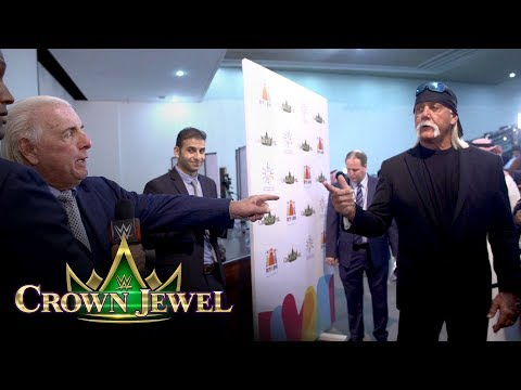 Ric Flair Threatens Hulk Hogan To His Face: WWE Exclusive, Oct. 30, 2019