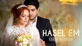 Karen Aslanyan - Hasel em /Erb du kas/  (Official Music Video)  2018