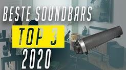 TOP 3: Die besten SOUNDBARS 2020! Günstigste und Beste 5.1 Soundbar [DEUTSCH]