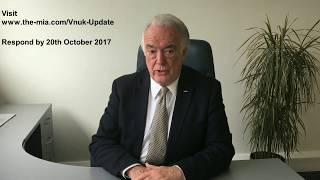 Chris Aylett's Motorsport Insight -  VNUK Update  - 10 October 2017