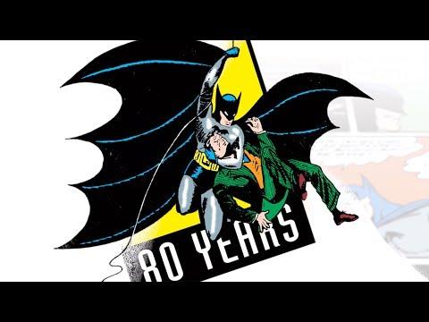Batman: 80 Years of the Dark Knight