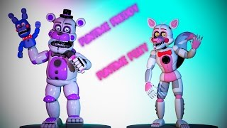[FNaF Poster Timelapse] - The Funtime's