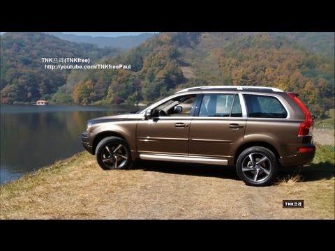 2012 Volvo Xc90 R Design Test Drive Youtube