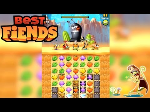 Let's Play Best Fiends