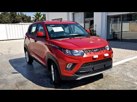 Mahindra KUV 100, l'indienne Low Cost