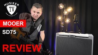 Mooer SD75 Modelling Amp - Review