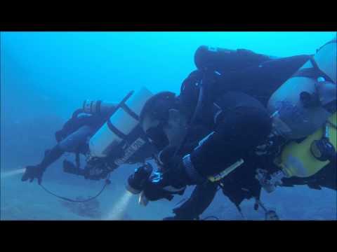 Hollis Prism 2 -Trimix Rebreather Diving Hilo, Hawaii
