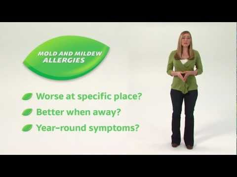 Signs & Symptoms of Mold and Mildew Allergies — From the makers of ZYRTEC®