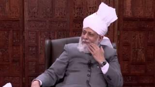 Le Calife de l'islam répond aux jeunes musulmans - Communauté Islamique Ahmadiyya