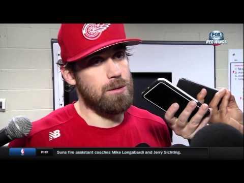 Red Wings Live Postgame - 12/28/15 vs. Minnesota Wild