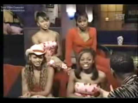 Destiny's Child Interview Part 1