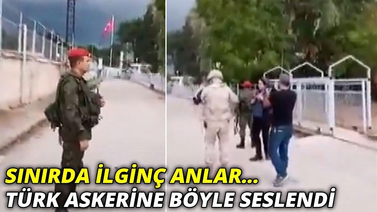 """Azeri asıllı Rus askeri, Türk askerine """"Her şey yahşidir"""" diye seslendi"""
